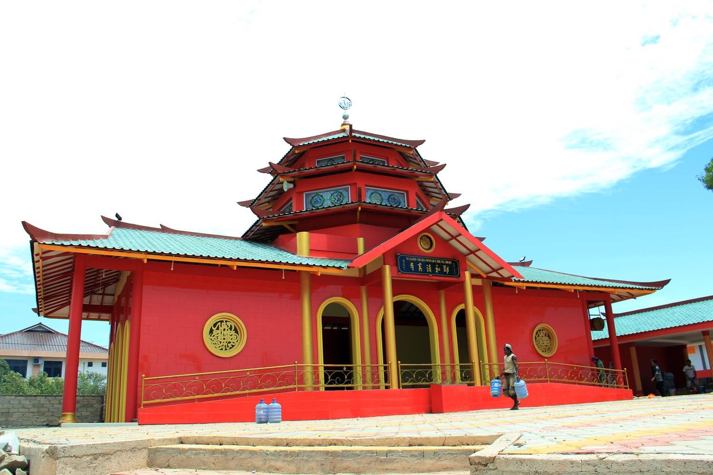 5 Fakta Menarik Masjid Cheng Hoo Surabaya, Mirip Dengan Klenteng ya ! 6