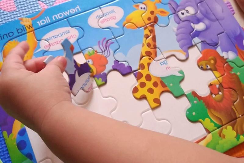 5 Rekomendasi Mainan Bayi Untuk Melatih Perkembangan Otak si Anak 7