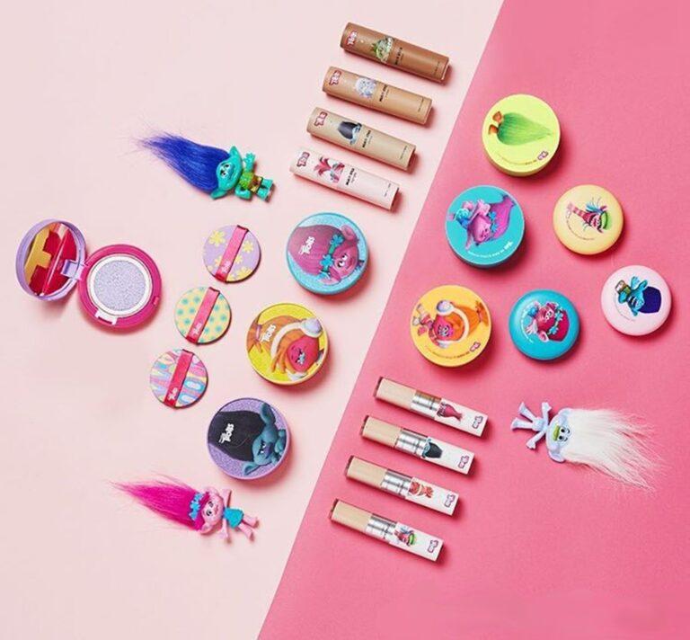 5 Brand Makeup Yang Berkolaborasi Dengan Tokoh Kartun 1