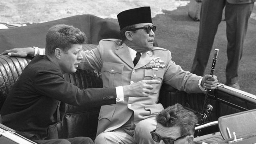 Biografi Soekarno singkat, Presiden Pertama Indonesia 2