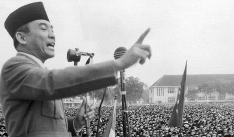 Biografi Soekarno singkat, Presiden Pertama Indonesia