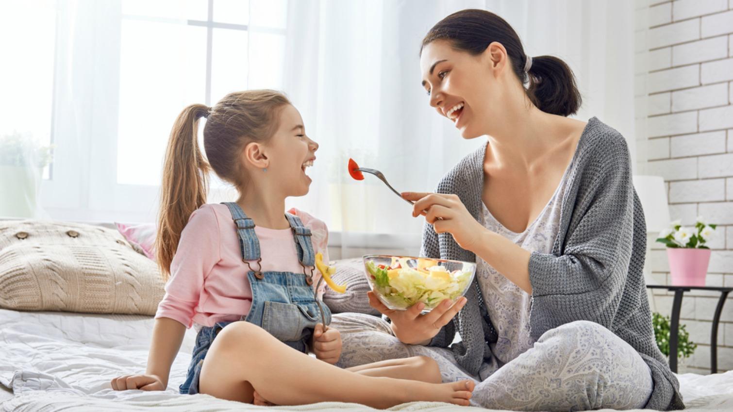 5 Cara Mengatasi Anak Susah Makan dan Pilih - pilih Makanan 3
