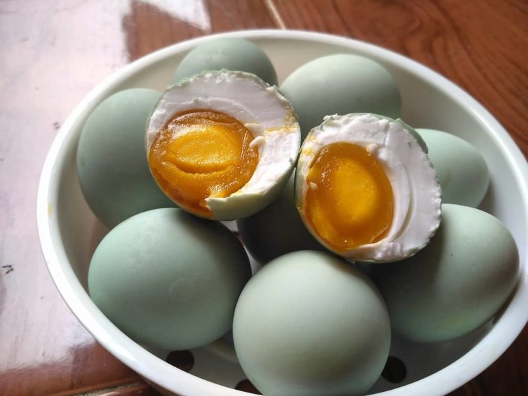 5 Alasan Kenapa Telur Asin Selalu Memakai Telur Bebek 1