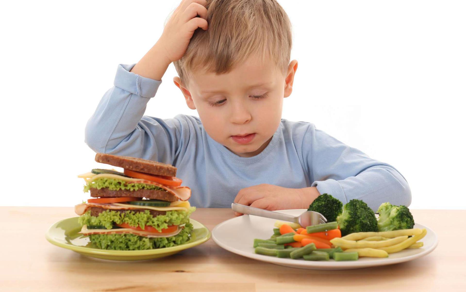 5 Cara Mengatasi Anak Susah Makan dan Pilih - pilih Makanan 6