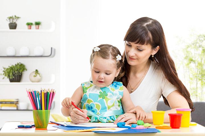 5 Cara Mengajarkan Anak Menggambar dan Mewarnai, Dijamin Anak Tidak Cepat Bosan ! 7