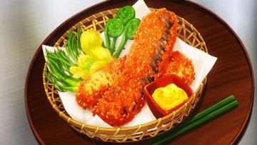 5 Rekomendasi Tontonan Anime Kuliner untuk Kamu yang Doyan Makan 3