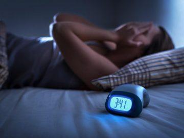 5 Penyakit Susah Tidur Yang Akan Kamu Alami, Jangan Sering Begadang ya 8