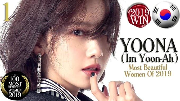 Inilah Idol KPOP yang Masuk Daftar 100 Wanita Tercantik di Dunia 21