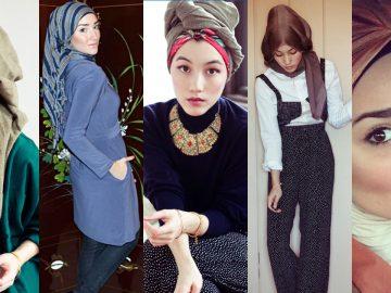 9 Model Busana Muslim Terbaru yang Membuat Penampilan Semakin Menawan 15