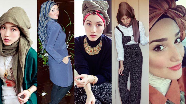 9 Model Busana Muslim Terbaru yang Membuat Penampilan Semakin Menawan 1