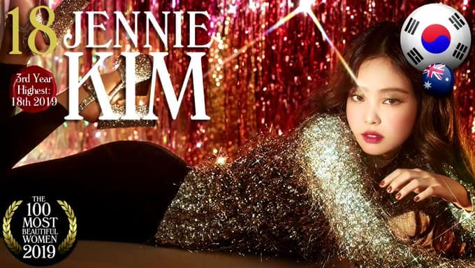 Inilah Idol KPOP yang Masuk Daftar 100 Wanita Tercantik di Dunia 18
