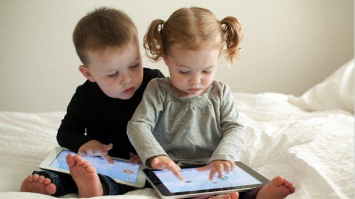 Bahaya, Inilah Pengaruh Buruk Jika Anak Sering Bermain Gadget 4