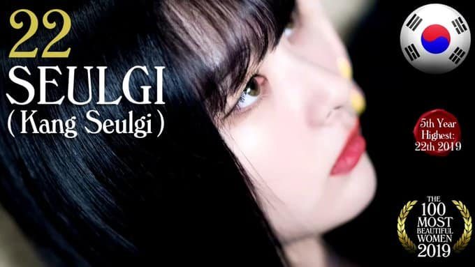 Inilah Idol KPOP yang Masuk Daftar 100 Wanita Tercantik di Dunia 17