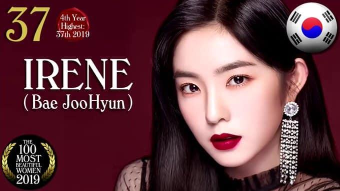 Inilah Idol KPOP yang Masuk Daftar 100 Wanita Tercantik di Dunia 13