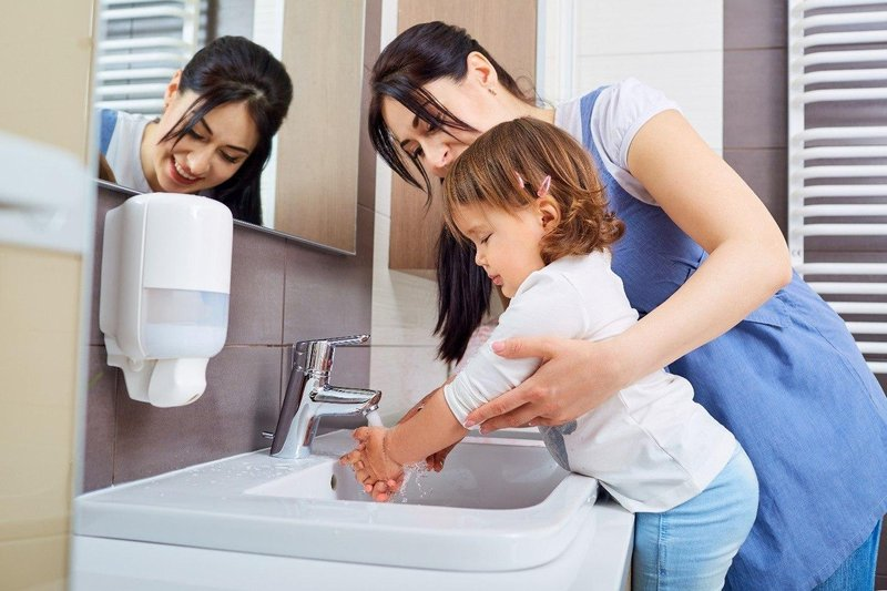 5 Hal Yang Perlu Dilakukan Para Orang Tua Agar Anak Selalu Sehat dan Terhindar Dari Penyakit 6