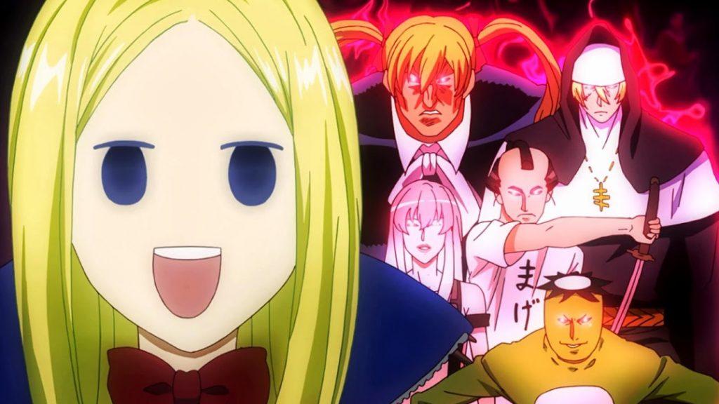 5 Rekomendasi Tontonan Anime dengan Cerita yang 'Nyeleneh' 3