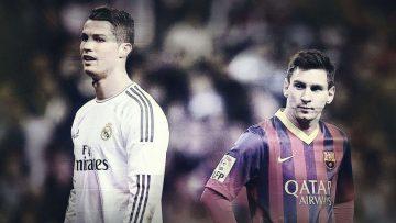 Cristiano Ronaldo dan Messi, Legenda yang Karirnya Belum Sempurna 21
