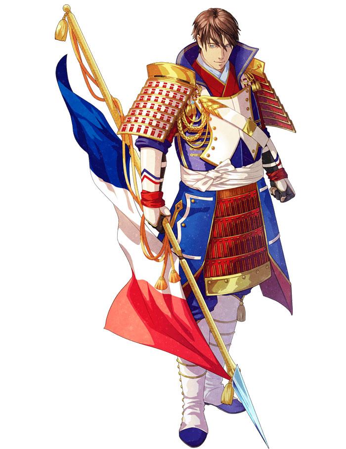 30 Negara Partisipan Tokyo 2020 Dibuat Jadi Karakter Anime 26