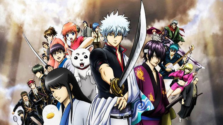 5 Alasan Mengapa Kamu Harus Nonton Anime Gintama 1