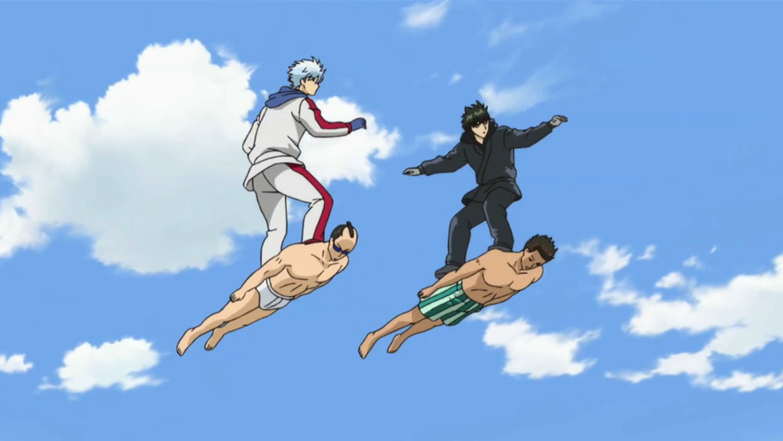 5 Alasan Mengapa Kamu Harus Nonton Anime Gintama 4