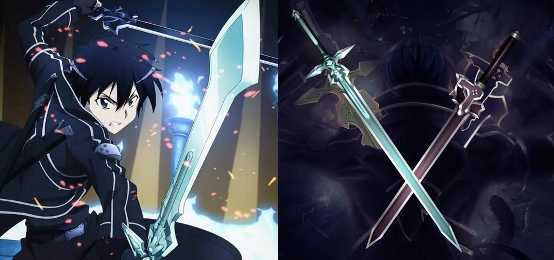 5 Pedang Ikonik dan Terunik dari Dunia Anime 3