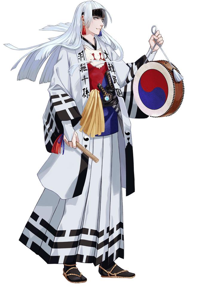 30 Negara Partisipan Tokyo 2020 Dibuat Jadi Karakter Anime 21