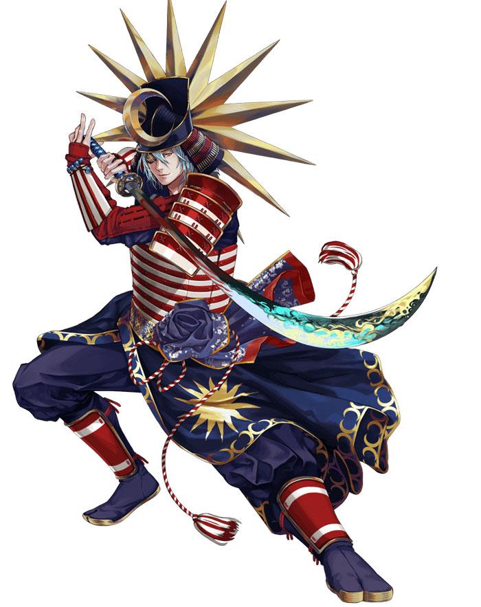 30 Negara Partisipan Tokyo 2020 Dibuat Jadi Karakter Anime 32
