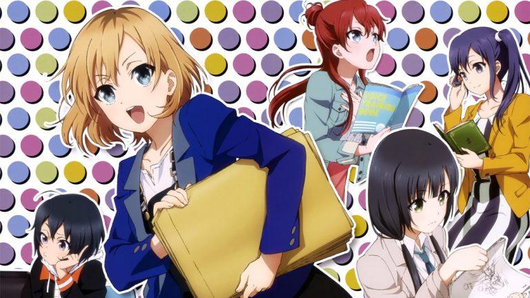Isolasi Diri Karena Corona? Berikut 5 Anime Santai yang Bisa Menghiburmu 1