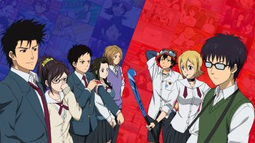 Sket Dance, Anime 'Gintama' dalam Setting Modern Anak Sekolahan 4