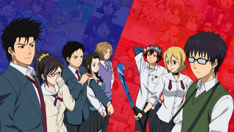 Sket Dance, Anime 'Gintama' dalam Setting Modern Anak Sekolahan 1