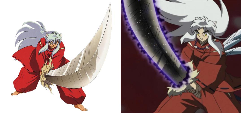 5 Pedang Ikonik dan Terunik dari Dunia Anime 5