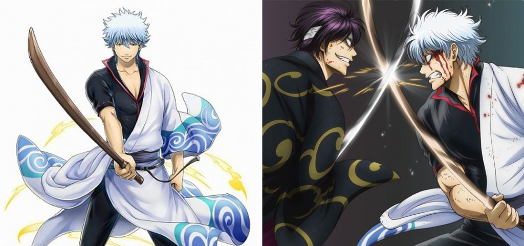 5 Pedang Ikonik dan Terunik dari Dunia Anime 7