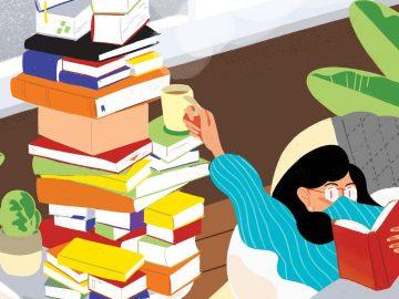 4 Teknik Membaca yang Membantumu Membaca Lebih Banyak 3