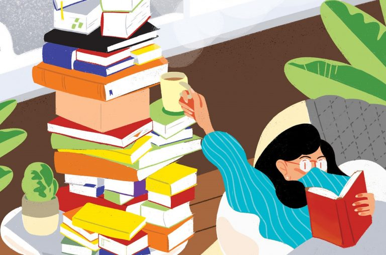 4 Teknik Membaca yang Membantumu Membaca Lebih Banyak 1