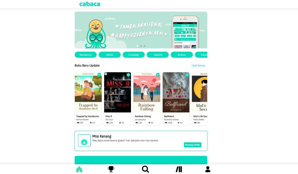 5 Platform yang Siap menjadikanmu Seorang Penulis 6