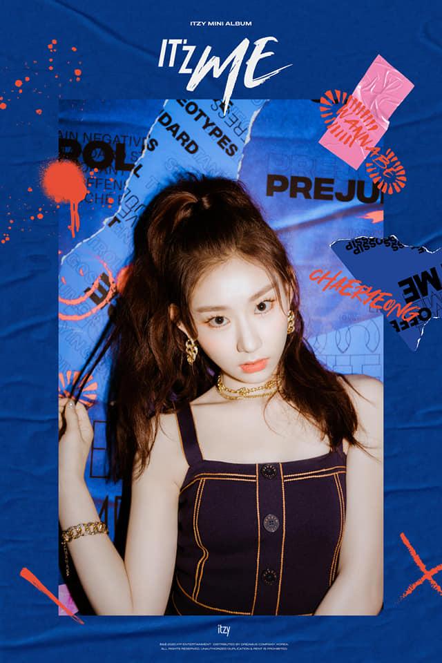 Yuk Intip Potret Cantik Dari Para Personel ITZY di Album Terbaru 3