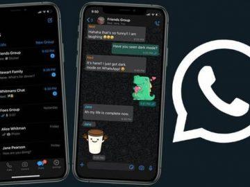 Whatsapp Telah Merilis Fitur Terbaru Dark Mode, Begini Cara Mengaktifkannya 11