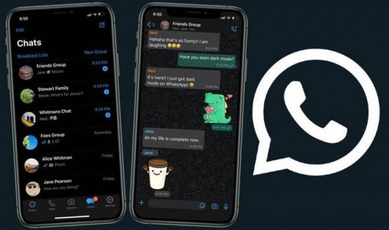 Whatsapp Telah Merilis Fitur Terbaru Dark Mode, Begini Cara Mengaktifkannya 1