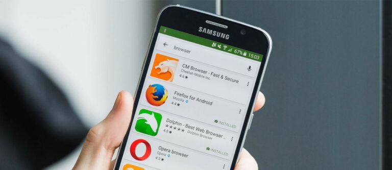 5 Rekomendasi Browser Android Dengan Privasi Yang Aman dan Terbaik 2020 1
