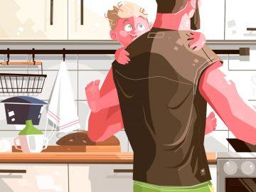 6 Tips Berkencan Dengan Duda Beranak 14