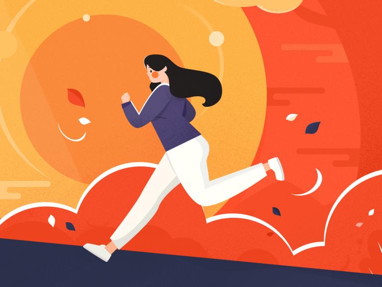 Lari Siang Hari Ternyata Baik untuk Diet, Asal Dilakukan dengan Cara Berikut Ini 1