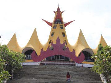 5 Destinasi Wisata Kelas Dunia yang Terhampar di Propinsi Lampung 2