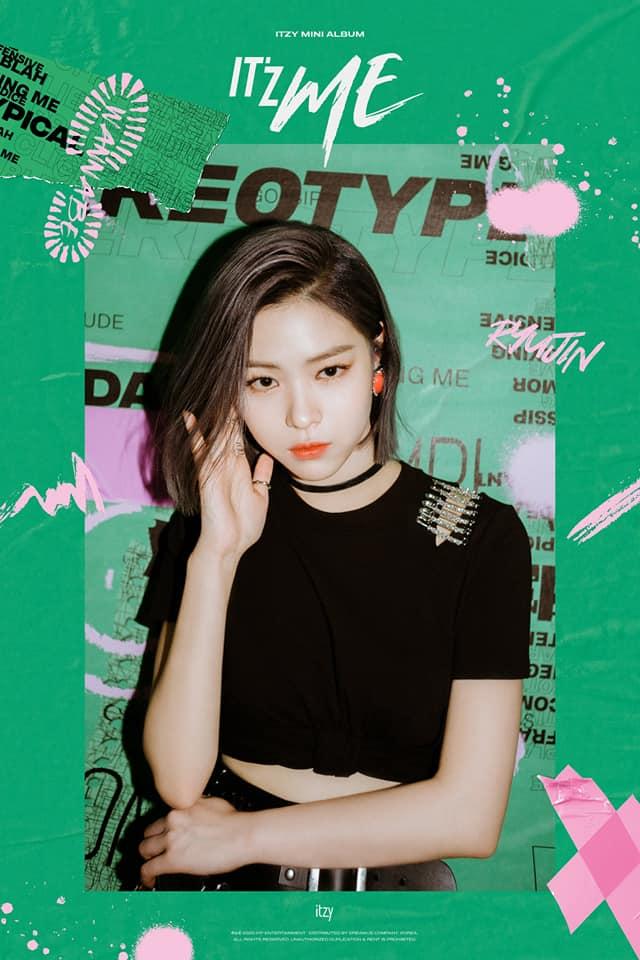 Yuk Intip Potret Cantik Dari Para Personel ITZY di Album Terbaru 9