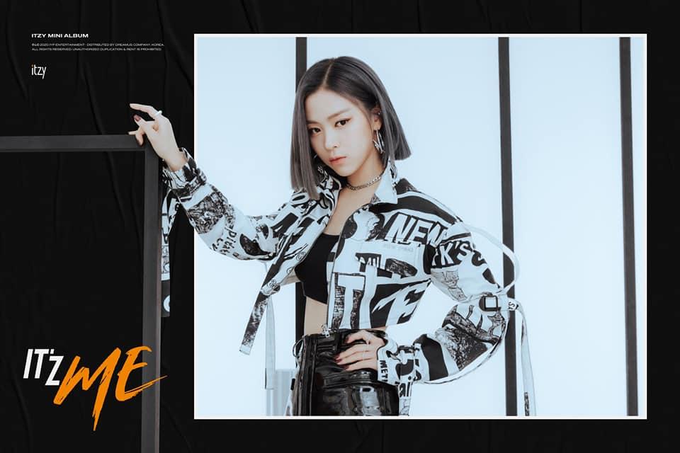 Yuk Intip Potret Cantik Dari Para Personel ITZY di Album Terbaru 11