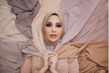 Tips Memilih dan Memakai Hijab 4