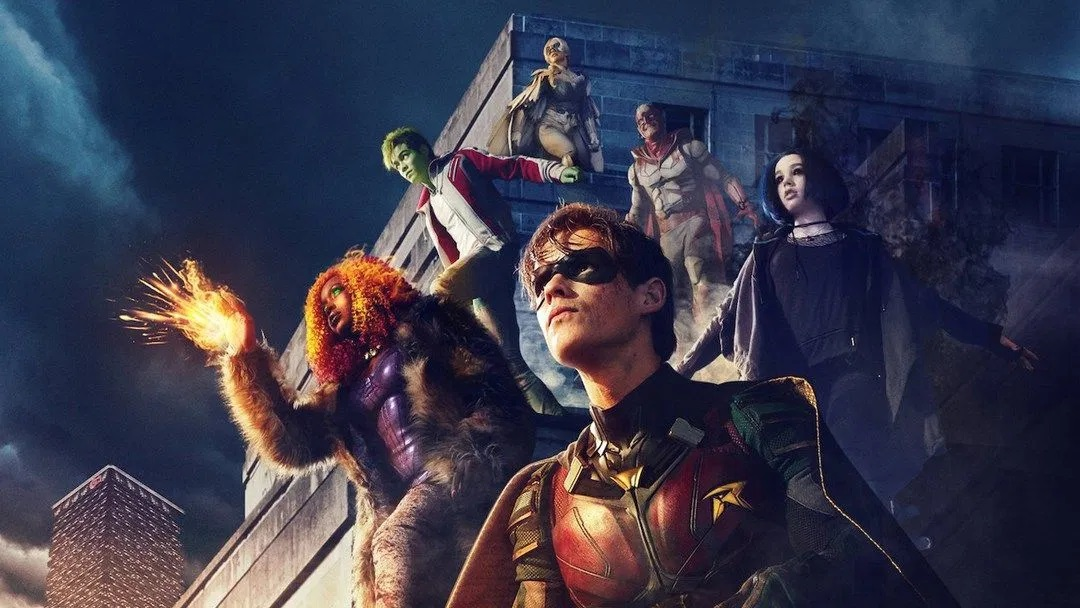 5 Serial TV Superhero Terbaik yang Wajib Kamu Tonton 5