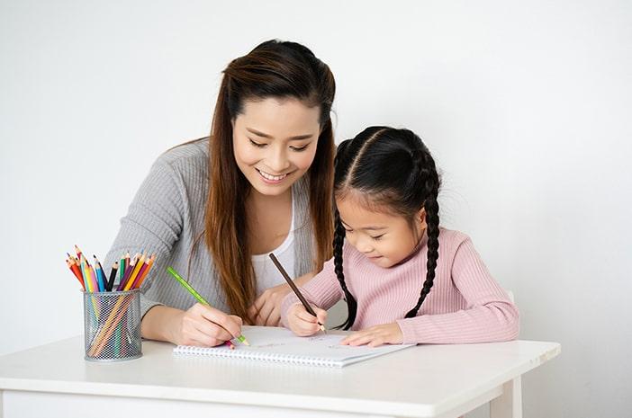 Inilah Tips Mengajarkan Anak Untuk Disiplin Saat #DiRumahAja 4