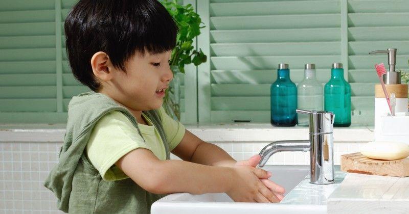 Tips dan Cara Menjelaskan Pada Anak Mengapa Cuci Tangan Itu Sangat Penting 4