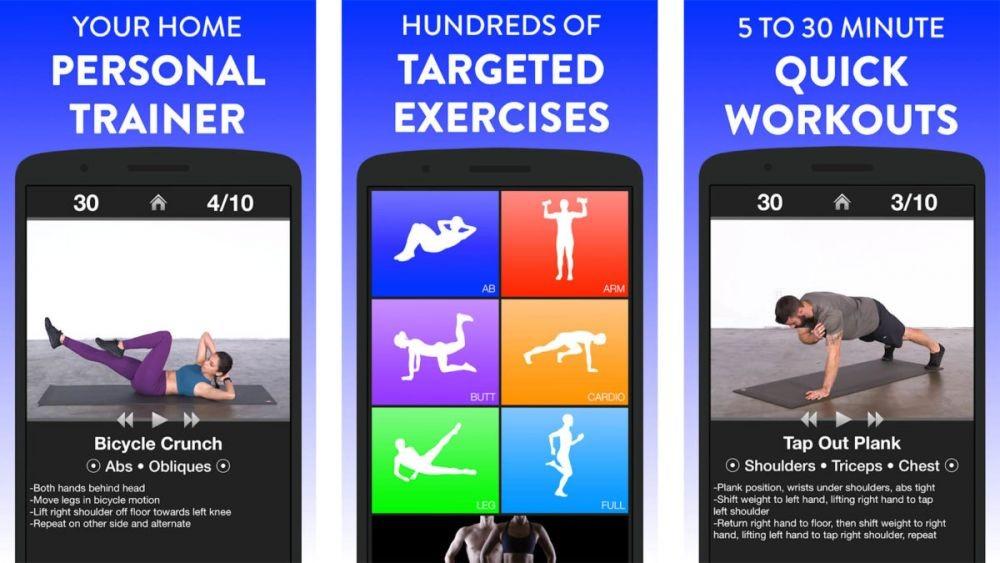 5 Aplikasi Olahraga Terbaik, Mudah dan Bisa Kamu Lakukan Dirumah 5