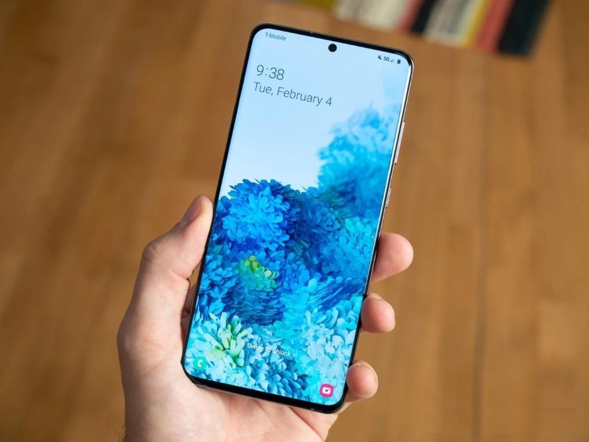 5 Smartphone Terbaru Samsung 2020 Yang Memiliki Tampilan Display Infinity-O 7